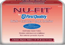 Nu Fit Adult Diaper