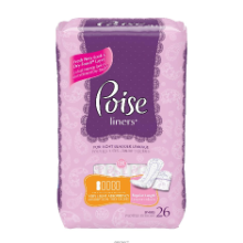 Poise Panty Liner