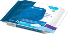 TENA Ultra Disposable Washcloths