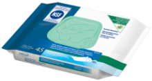 Flushable Wipes by TENA