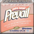 Prevail Underpads Super Absorbency