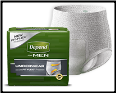 Depend Protective Underwear - Moderate Absorbency for Women